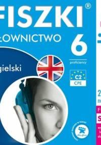 Fiszki audio. Język angielski. Słownictwo 6 - Wojsyk Patrycja