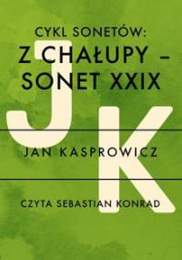 Cykl sonetów. Z chałupy - Sonet XXIX - Kasprowicz Jan
