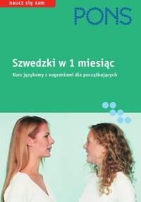 Szwedzki w 1 miesiąc - Paulsson Margareta