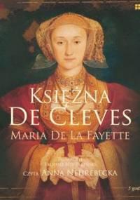 Księżna De Cleves - De La Fayette Maria
