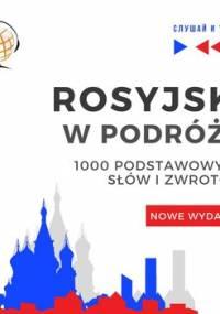 Rosyjski w podróży 1000 podstawowych słów i zwrotów - Guzik Dorota