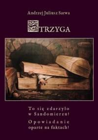 Strzyga. Opowieści niesamowite - Sarwa Andrzej