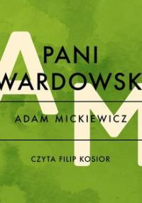 Pani Twardowska - Mickiewicz Adam