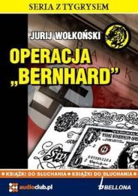 Operacja Bernhard - Wołkoński Jurij