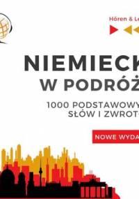 Niemiecki w podróży 1000 podstawowych słów i zwrotów - Guzik Dorota