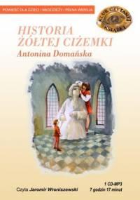 Historia żółtej ciżemki - Domańska Antonina