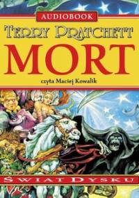 Mort. Świat Dysku. Tom 4 - Pratchett Terry