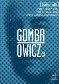 Dziennik. Tom 2-3 - Gombrowicz Witold