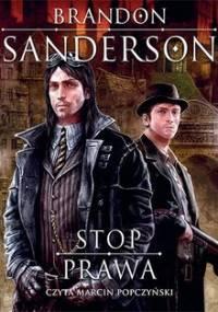 Stop prawa. Ostatnie Imperium. Tom 4 - Sanderson Brandon