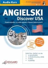 Angielski. Discover USA - Opracowanie zbiorowe