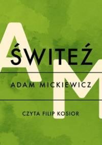 Świteź - Mickiewicz Adam