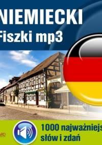 Niemiecki. Fiszki. 1000 najważniejszych słów i zdań - Opracowanie zbiorowe