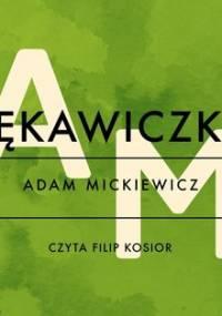 Rękawiczka - Mickiewicz Adam