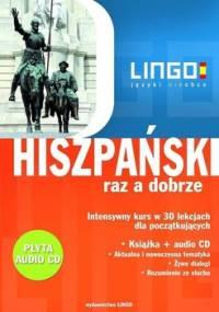 Hiszpański. Raz a dobrze +PDF - Szczepanik Małgorzata