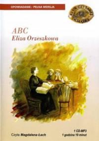 ABC - Orzeszkowa Eliza