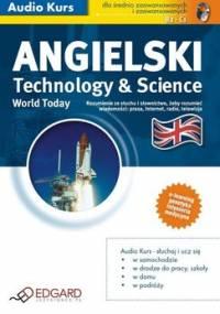 Angielski world today technology and science - Opracowanie zbiorowe