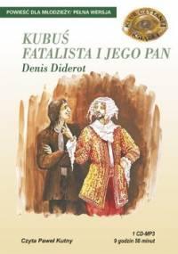 Kubuś Fatalista i jego pan - Diderot Denis