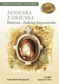 Panienka z okienka - Łuszczewska Jadwiga