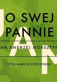 O swej pannie - Morsztyn Jan Andrzej