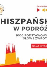 Hiszpański w podróży 1000 podstawowych słów i zwrotów - Guzik Dorota