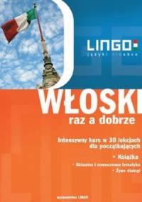 Włoski raz a dobrze +PDF - Leoncewicz Aleksandra