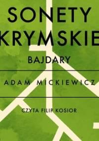 Sonety krymskie. Bajdary - Mickiewicz Adam