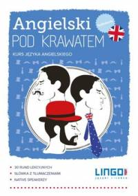 Angielski pod krawatem. Audiobook - Oberda Gabriela
