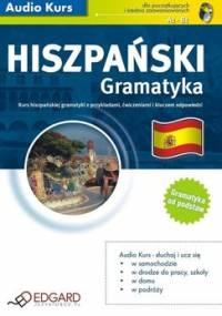 Hiszpański. Gramatyka - Opracowanie zbiorowe