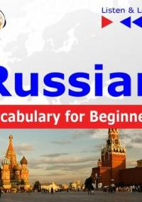Russian Vocabulary for Beginners. Listen & Learn to Speak - Guzik Dorota