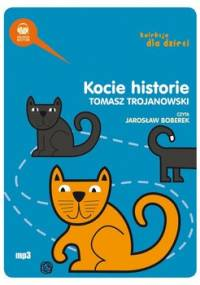 Kocie historie - Trojanowski Tomasz