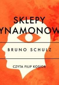 Sklepy cynamonowe - Schulz Bruno