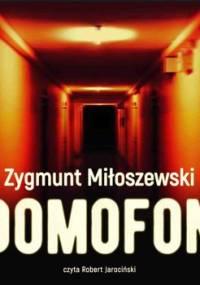 Domofon - Miłoszewski Zygmunt