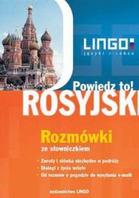 Rosyjski. Rozmówki. Powiedz to! +PDF - Zybert Mirosław