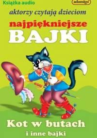 Kot w butach i inne bajki - Kuczyńska Magdalena