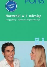 Norweski w 1 miesiąc - Schmidt Martin