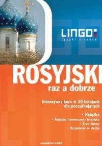 Rosyjski Raz a dobrze +PDF - Dąbrowska Halina, Zybert Mirosław