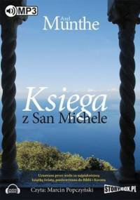 Księga z San Michele - Munthe Axel