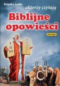 Biblijne opowieści - Kuczyńska Magdalena