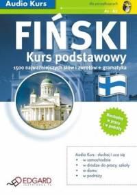 Fiński. Kurs podstawowy +PDF - Opracowanie zbiorowe