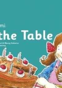 BilinguAll. Olo & Mimi. At the Table - Nizioł-Celewicz Monika, Celewicz Maciej
