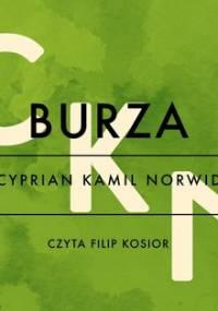 Burza - Norwid Cyprian Kamil