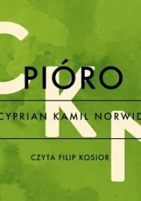 Pióro - Norwid Cyprian Kamil