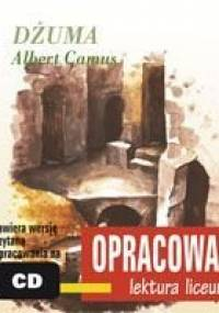 Dżuma. Opracowanie - Camus Albert