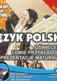 Język Polski. Oświecenie - Choromańska Małgorzata