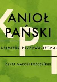 Anioł Pański - Przerwa-Tetmajer Kazimierz