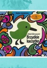 Bajki: Brzydkie kaczątko - Marianowicz Antoni