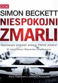 Niespokojni zmarli. David Hunter. Tom 5 - Beckett Simon