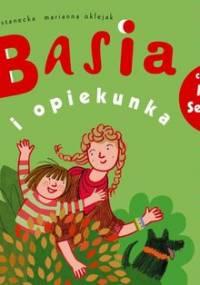 Basia i opiekunka - Stanecka Zofia, Oklejak Marianna