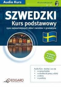 Szwedzki. Kurs podstawowy Mp3 +PDF - Opracowanie zbiorowe
