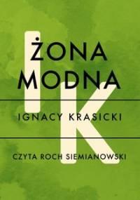 Żona modna - Krasicki Ignacy
